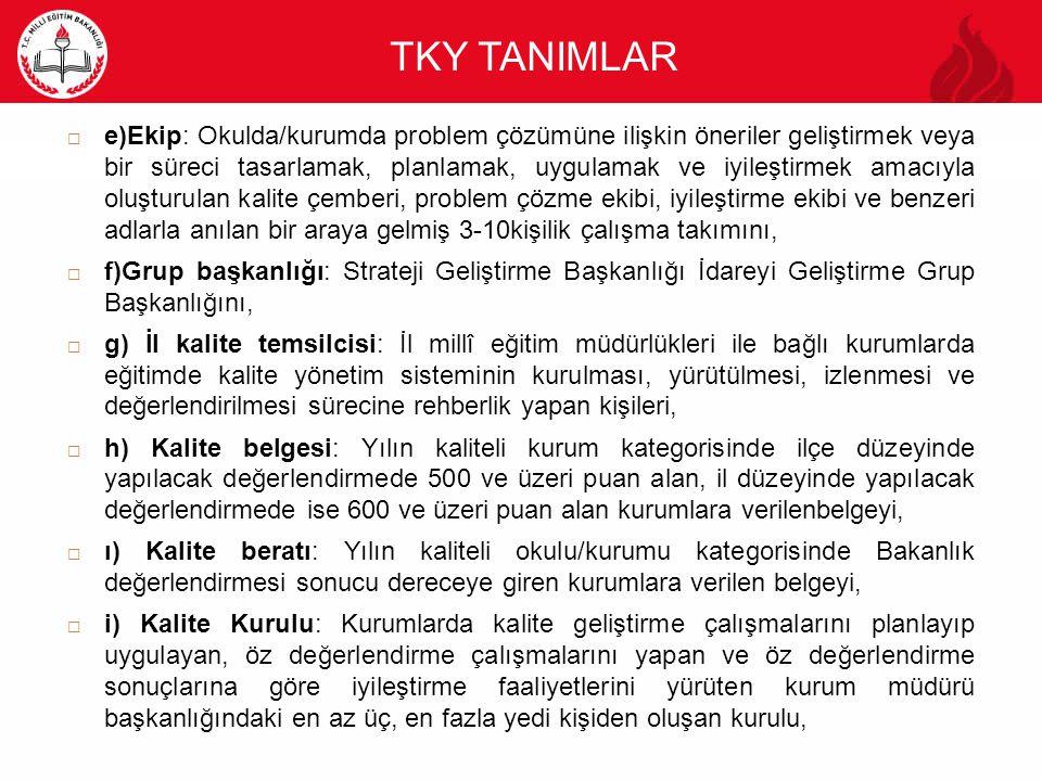ÖRNEK STRATEJİK AMAÇ: ÖĞRENCİ GELİŞİMİNİN DESTEKLENMESİ  Hedef 1: Lisans programları Türk öğrenciler tarafından en çok talep edilen Üniversite konumuna ulaşılması.