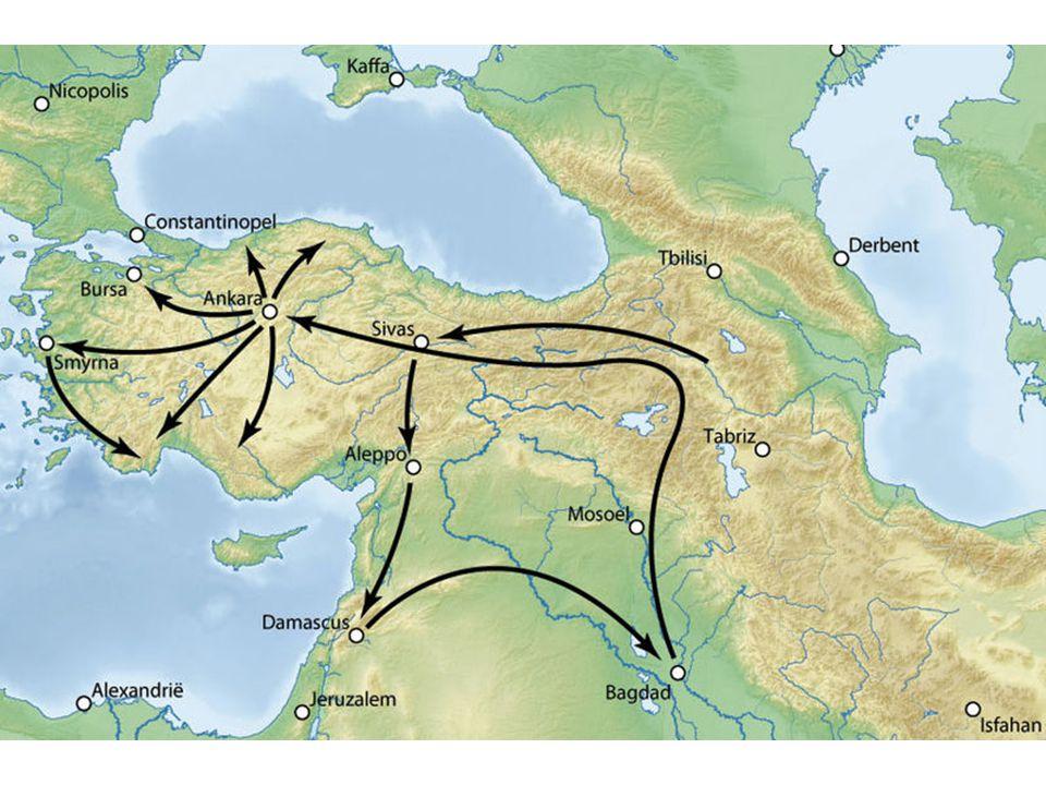 Buna göre; İstanbul önlerinden Selanik'e kadar uzanan Ege sahil bölgesi ile Varna'ya kadar uzanan Karadeniz sahil bölgesi, Bizans İmparatorluğuna bırakıldı.