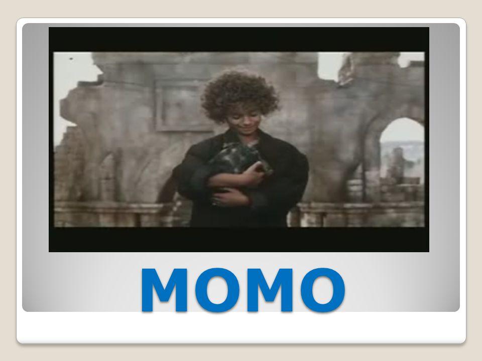  Ailesinin kimler olduğu ve Momo'nun nereden geldiği bilinmez.