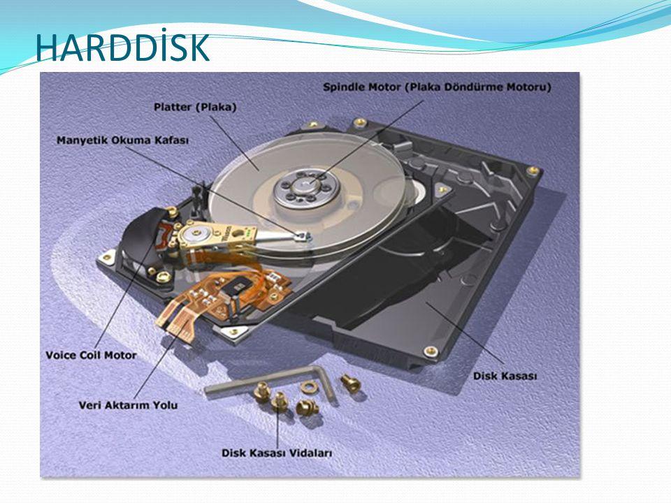 mmC(multimedia kart) Hafıza kapasiteleri 2 MB ila 4 GB arasındadır.