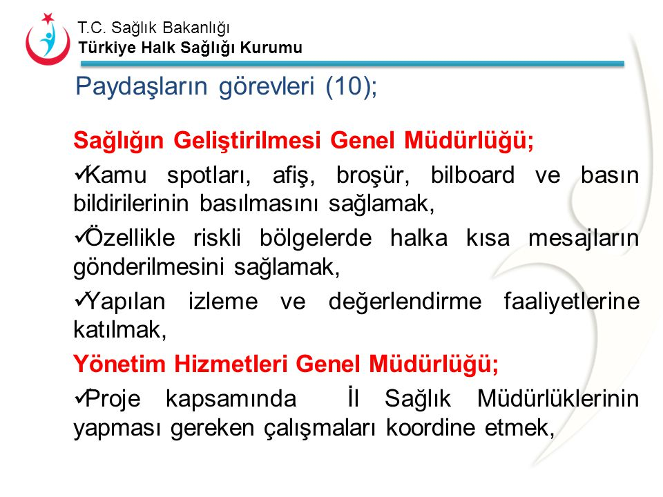 T.C. Sağlık Bakanlığı Türkiye Halk Sağlığı Kurumu Sağlık Bilgi Sistemleri Genel Müdürlüğü; Bakanlığımızca kullanılan mevcut sistemlerden karbonmonoksi