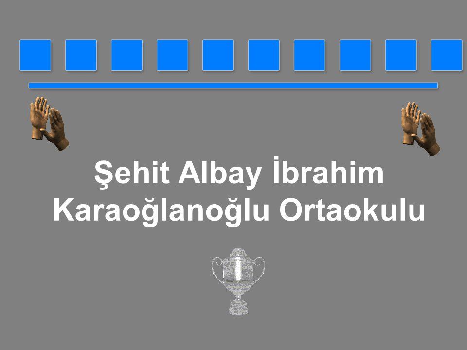 Şehit Albay İbrahim Karaoğlanoğlu Ortaokulu