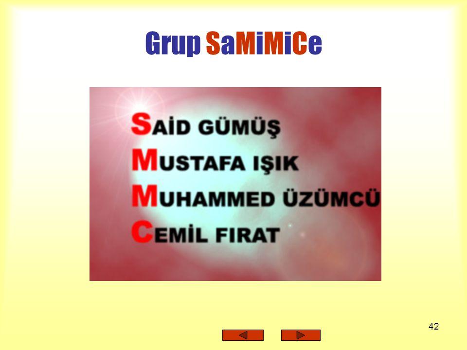 42 Grup SaMiMiCe
