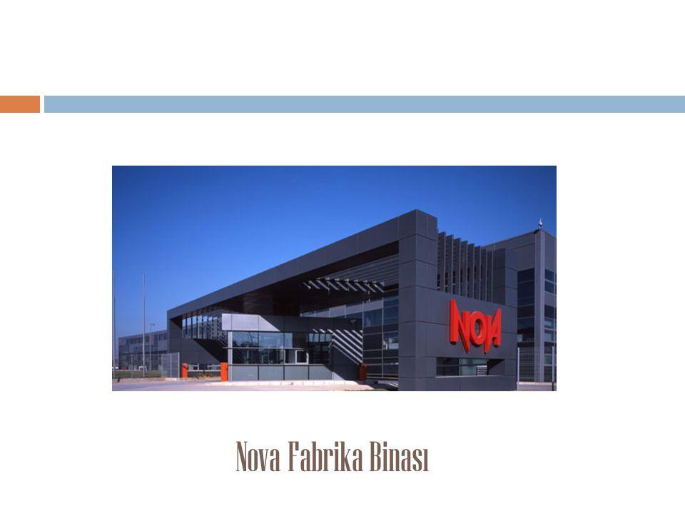 Nova Fabrika Binası