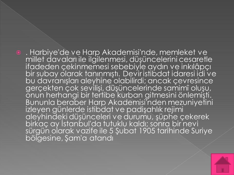  VATAN SEVERLİĞİ Vatan sevgisi Atatürk'ün en önemli özelliğidirVatanın savunulması için hiçbir fedakârlıktan kaçınmamıştırVatan savunmasını her şeyden önemli ve her şeyden üstün gören Atatürk'ün İstiklâl Savaşının kazanılmasında vatan sevgisi ve Türk milletine olan güveni önemli bir yer tutar İDEALİSTLİĞİ Atatürk'ün en büyük ideali,Türk Milletinin '' En medeni ve refah seviyesi yüksek bir millet olarak varlığını yükseltmek''tiBir idealist olarak, en kısa zamanda bu hedefe ulaşmak istiyordusevgi