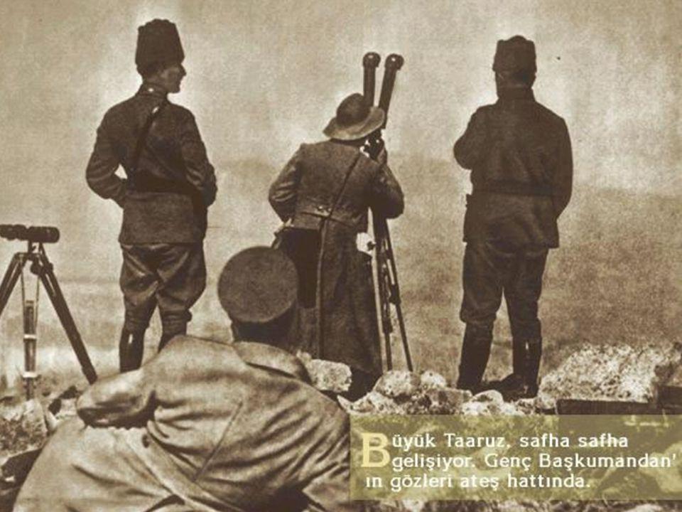 Ordular ilk hedefiniz Akdeniz'dir. ileri!