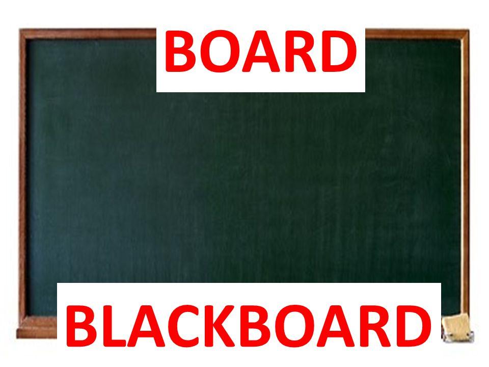 BOARD BLACKBOARD