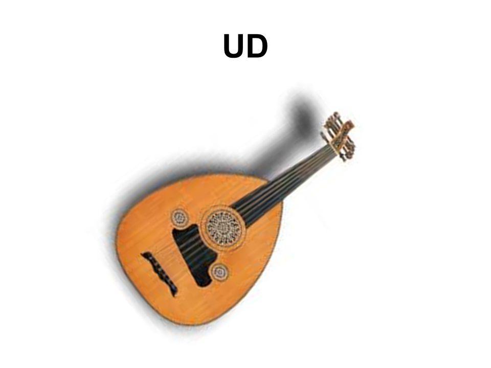 Ut, telli bir müzik aletidir.