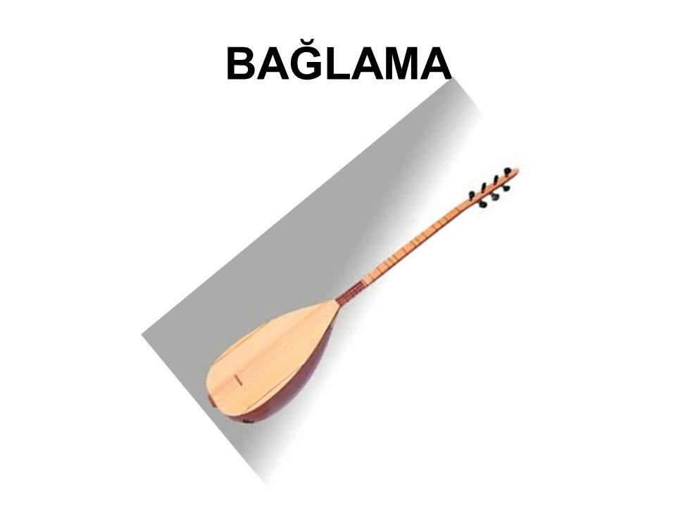 Bağlama ya da saz Türk Halk Müziğinde yaygın olarak kullanılan telli bir çalgı türüdür.