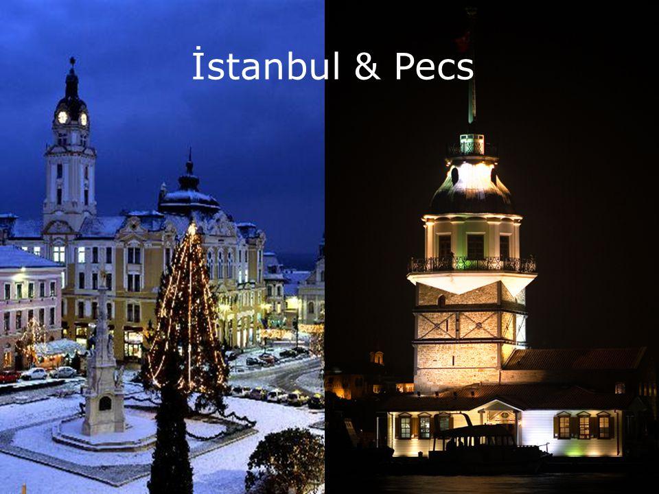 İstanbul & Pecs