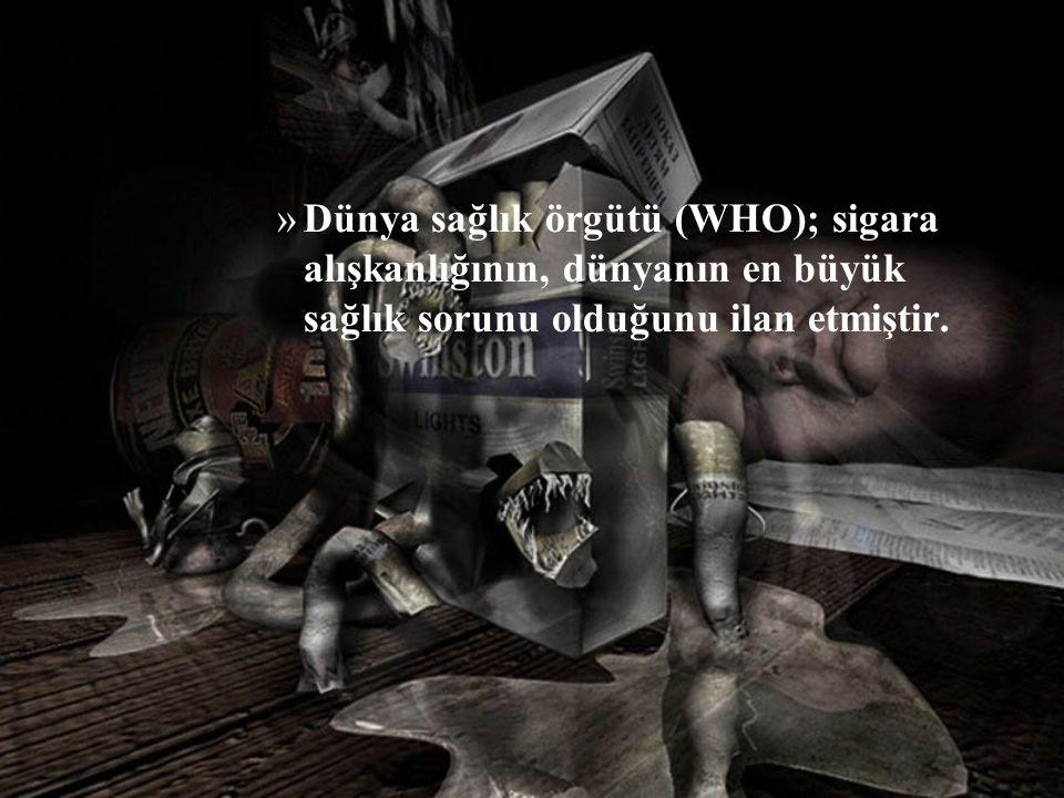 HEKİMLER, ÖNCE KENDİNİZ BIRAKIN!!!