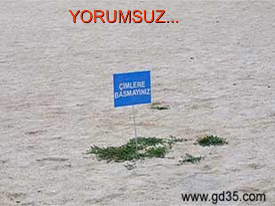YORUMSUZ...