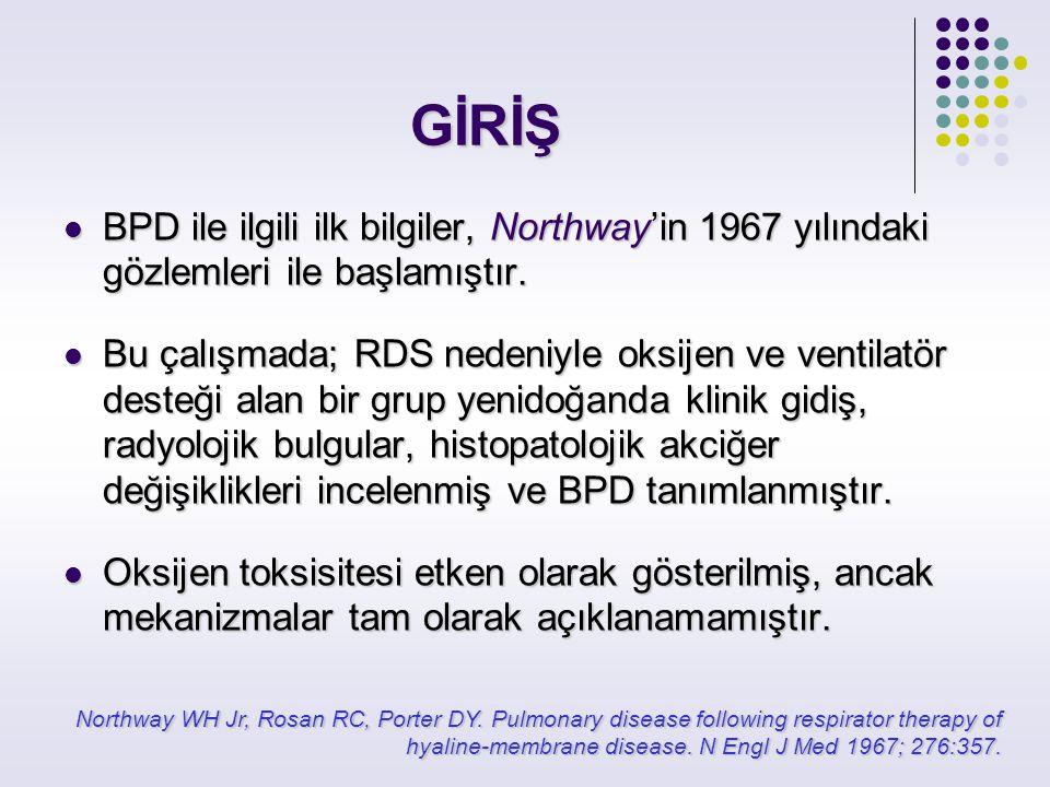 GİRİŞ BPD ile ilgili ilk bilgiler, Northway'in 1967 yılındaki gözlemleri ile başlamıştır. BPD ile ilgili ilk bilgiler, Northway'in 1967 yılındaki gözl