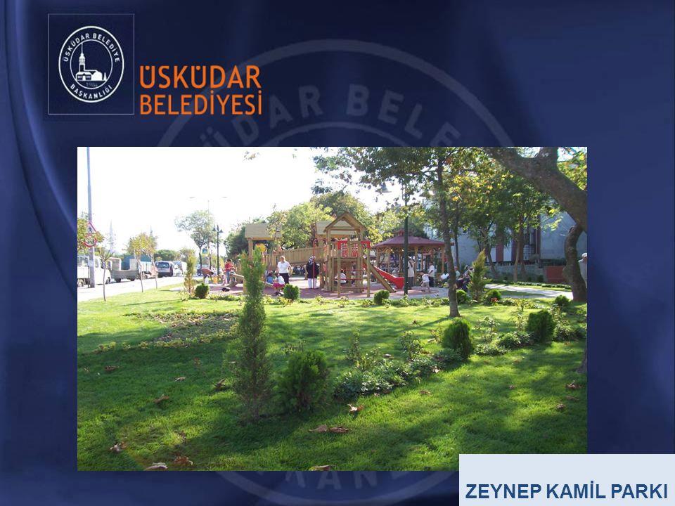 ZEYNEP KAMİL PARKI