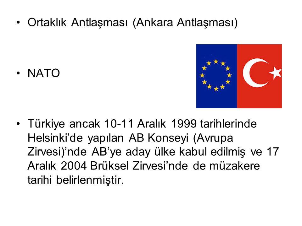 AB'YE ÜYELİĞİMİZ ÜZERİNE BAŞLICA KAYGILAR Türkiye'ye destek verenler hiçbir üye ülkede şimdilik yüzde 50'yi geçmiyor.