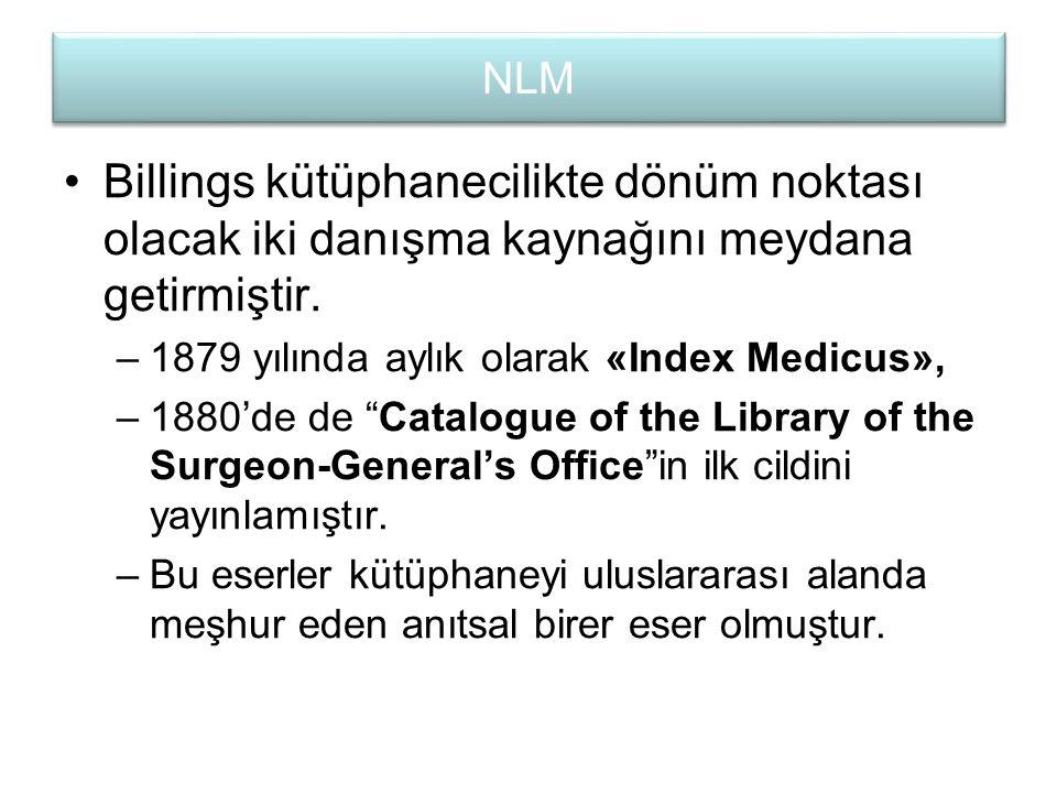 Dr.Billings –kademeli olarak dermeyi bütün hekim ve sağlık uzmanlarının kullanımına açmıştır.