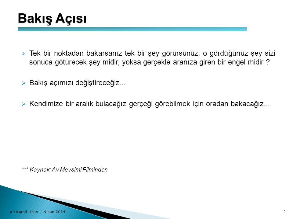 Ali Kamil Uzun / Nisan 2014 5