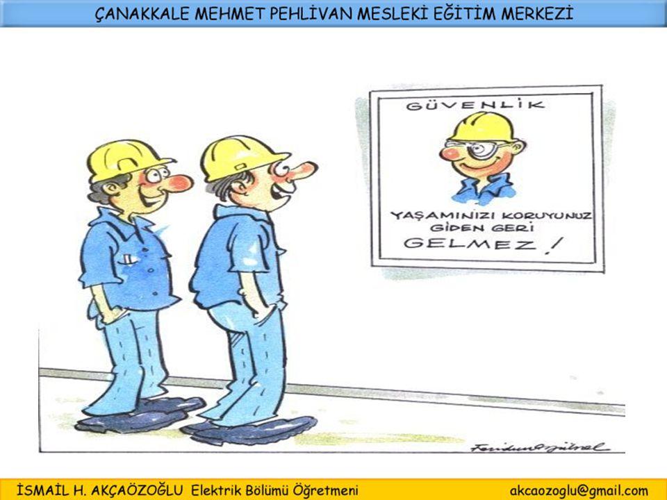 18 İş Güvenliğinin Amacı Nedir? Çalışanlara sağlıklı ortam sunarak, iş kazalarına karşı korumak, İş ve işçi arasında ki en iyi uyumu sağlamak, Üretim