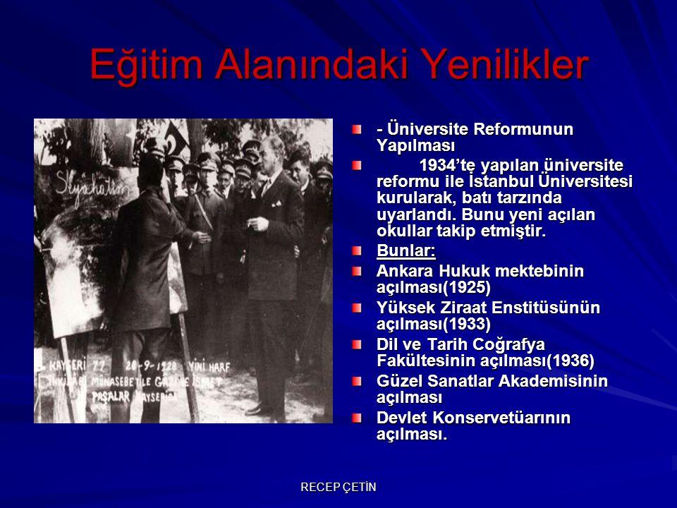 Atatürk'e Göre Atatürk e göre eğitim - öğretim milli ve çağdaş olmalıdır.