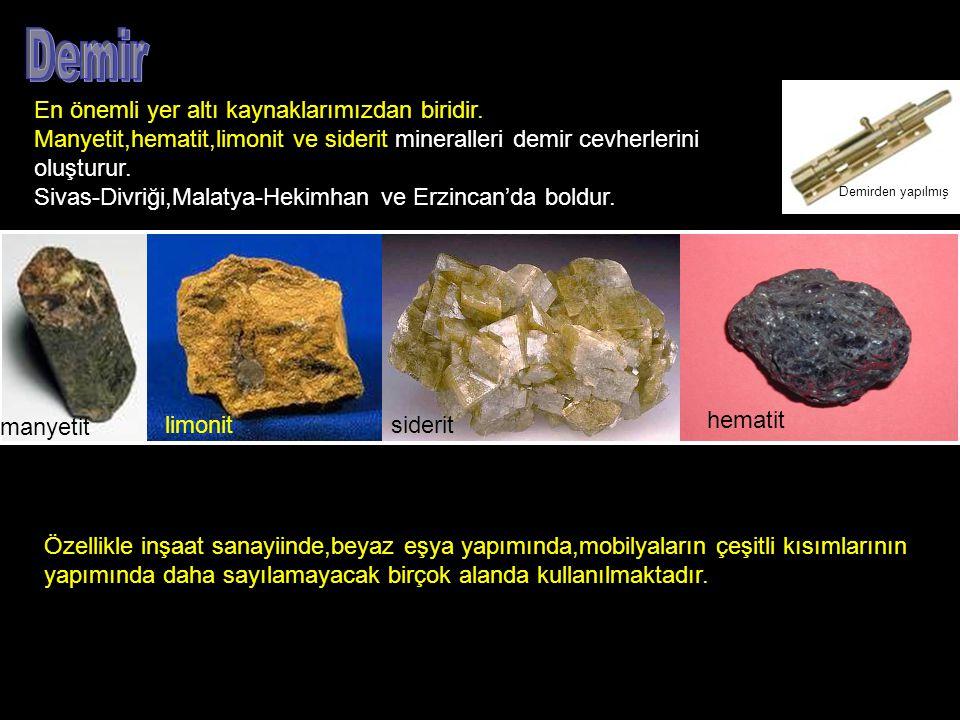 BOR Doğada boraks,kernit ve kolemanit gibi mineralleri bulunur. En çok rastlananı borakstır. Özellikle silisyum ve alüminyuma benzer. Gri,siyah-beyaz