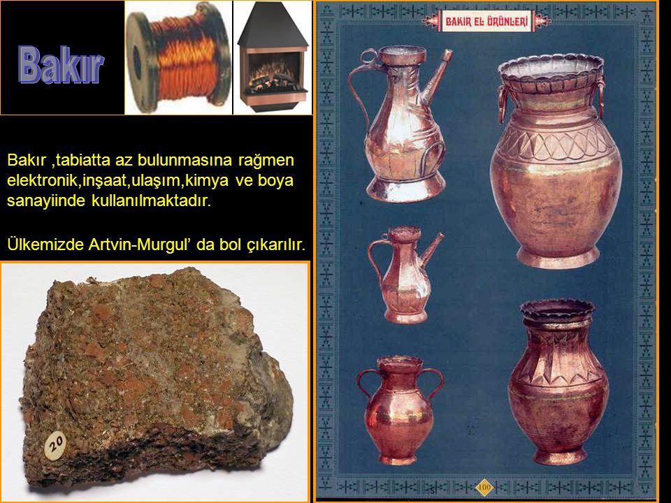 Alüminyum dış cephe Yerkabuğunda en çok bulunan ve demir dışında en çok kullanılan metaldir. Hafif,dayanıklı ve iletken oluşu, kolayca levha haline ge