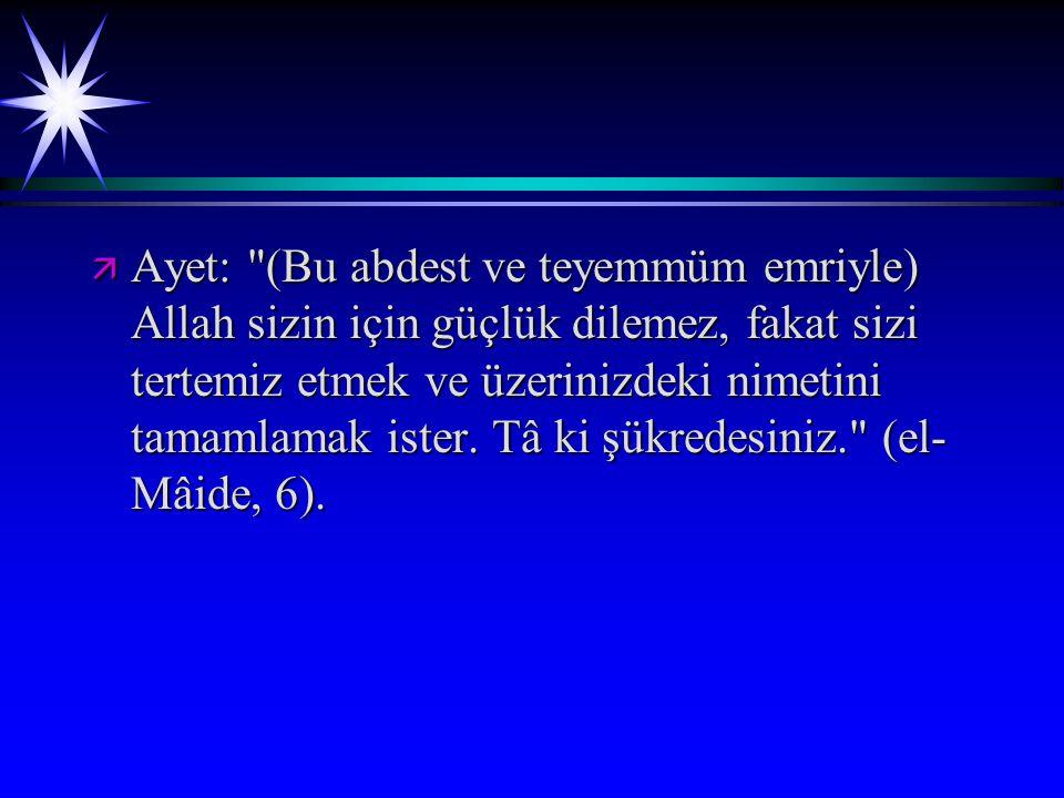 ä Ayet: