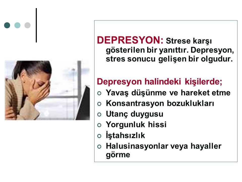 TÜKENMİŞLİK (BURNOUT) TÜKENMİŞLİK: Kişinin uzun süre işle ilgili stres yapıcılara maruz kalması sonucunda ortaya çıkan duygusal, zihinsel ve fiziksel tükeniş olarak tanımlanır.
