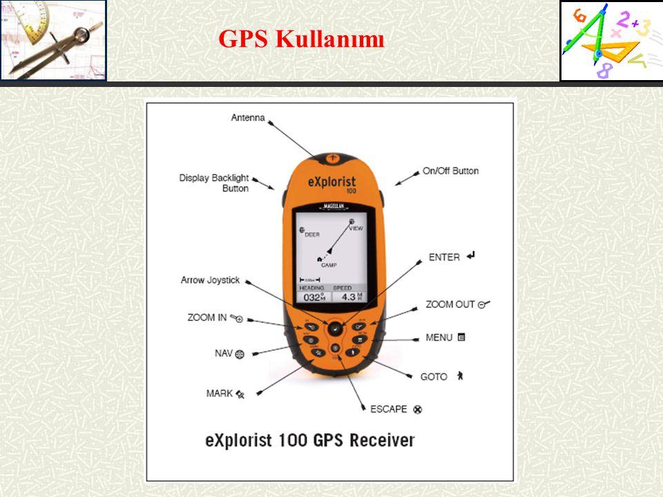 GPS Kullanımı