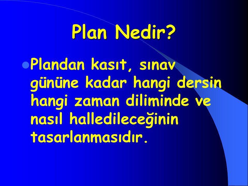 5-PLAN VE PROGRAM HAZIRLAMA
