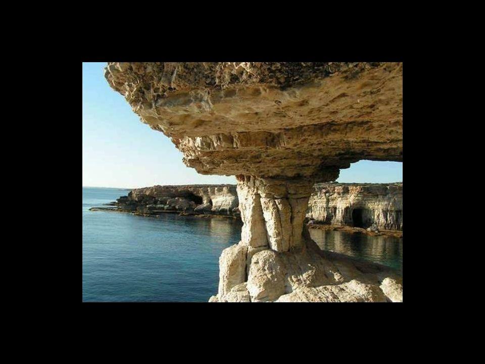 Taşlar, önce su, ateş ve rüzgar tarafından biçimlendirildi…
