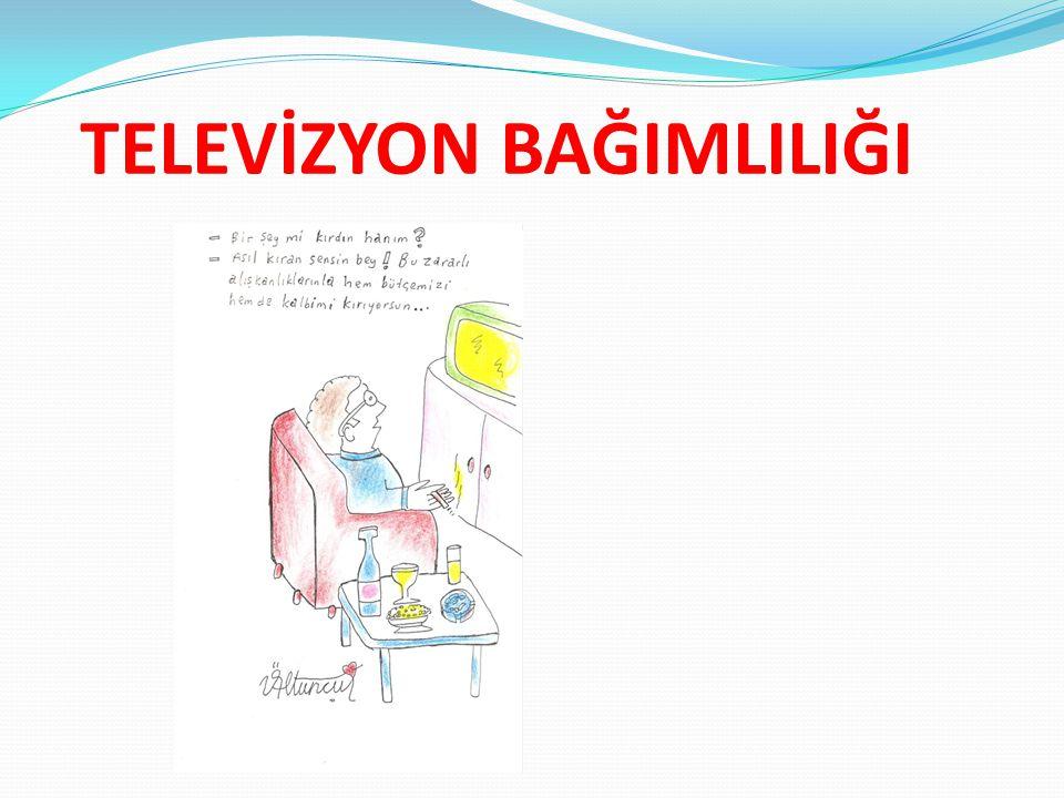 Televizyon günümüzde en yaygın kullanılan, -neredeyse her evde birden fazla bulunan- iletişim aracıdır.