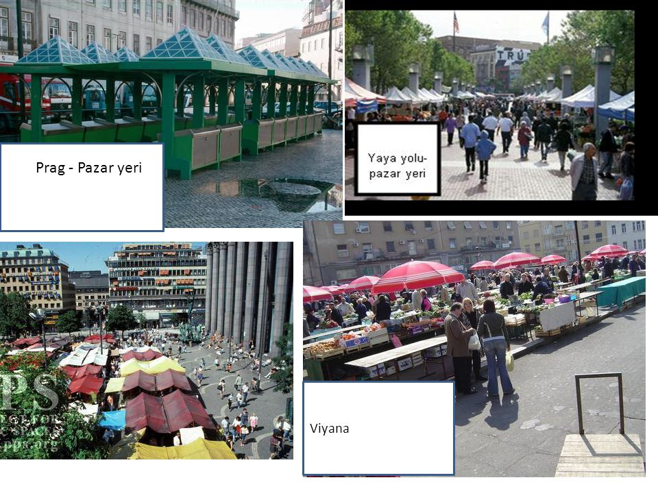9 meyPrag - Pazar yeri an meydan Viyana