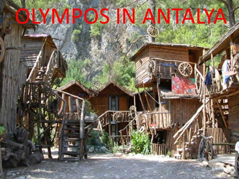 OLYMPOS IN ANTALYA