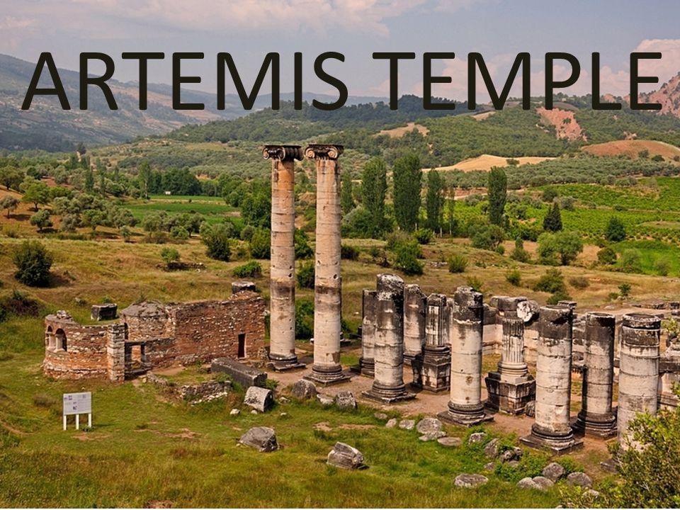 ARTEMIS TEMPLE
