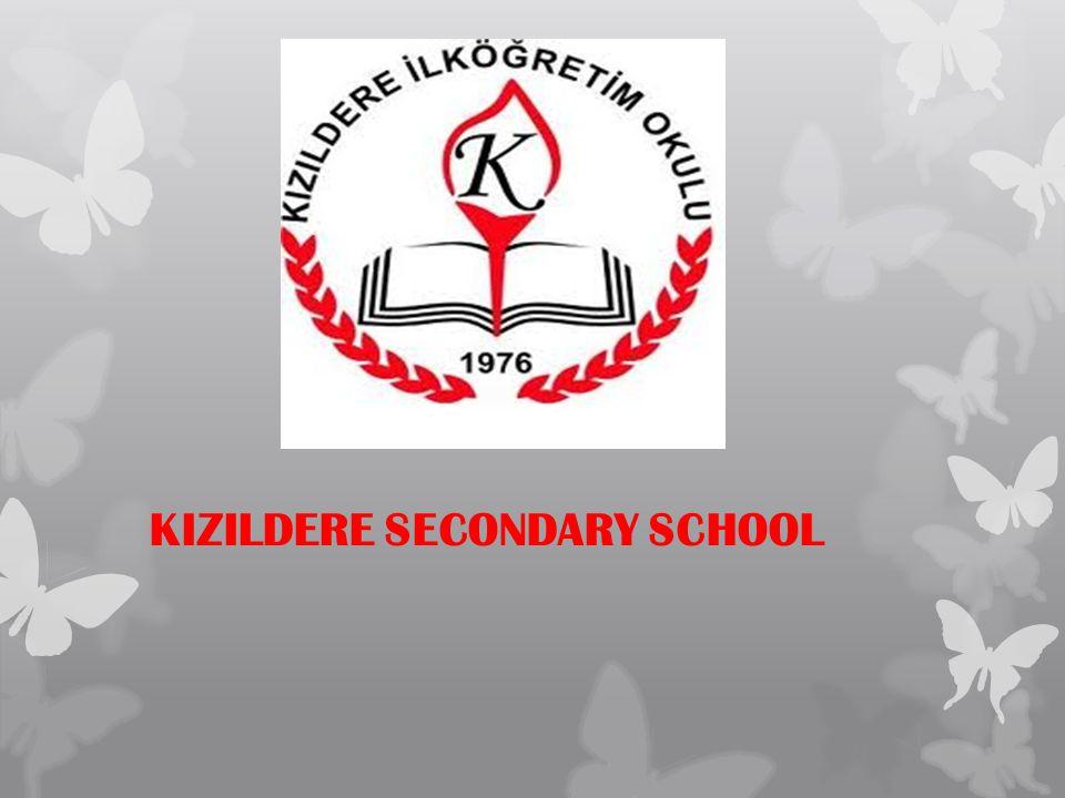 KIZILDERE SECONDARY SCHOOL