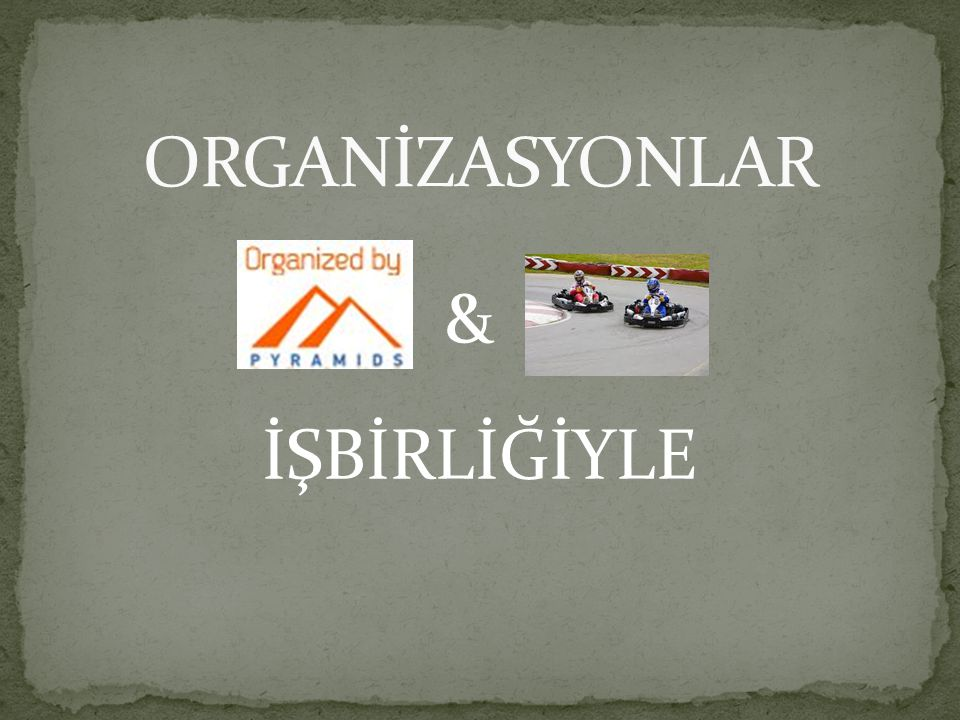 & İŞBİRLİĞİYLE
