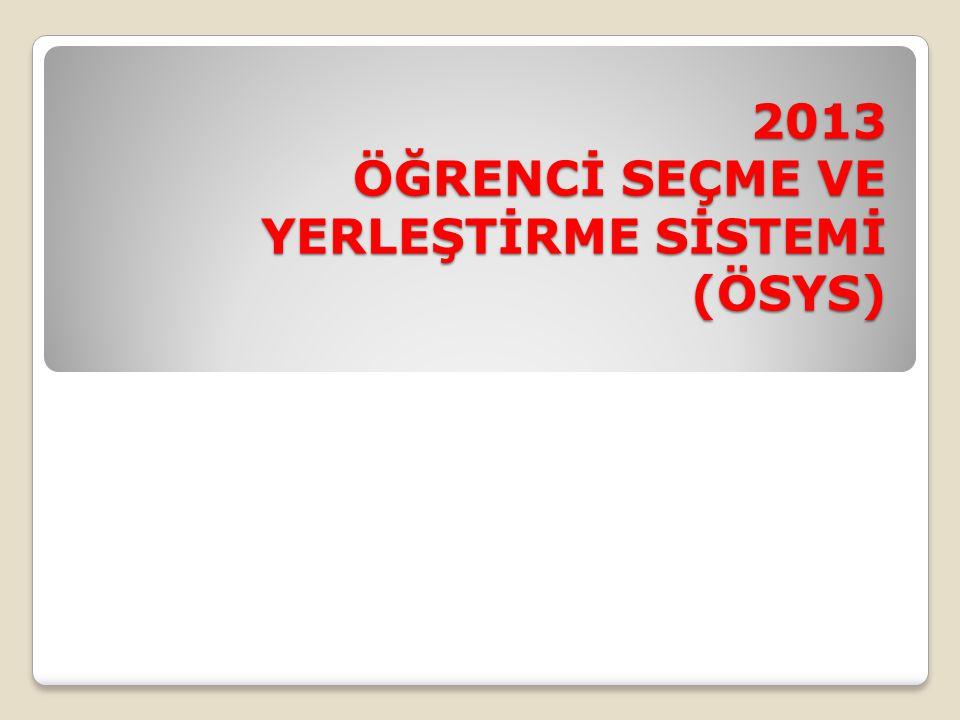 TM- 2 PUANI İLE ÖĞRENCİ ALAN BÖLÜMLER ( Matematik ve Türkçe Eşit) 1.