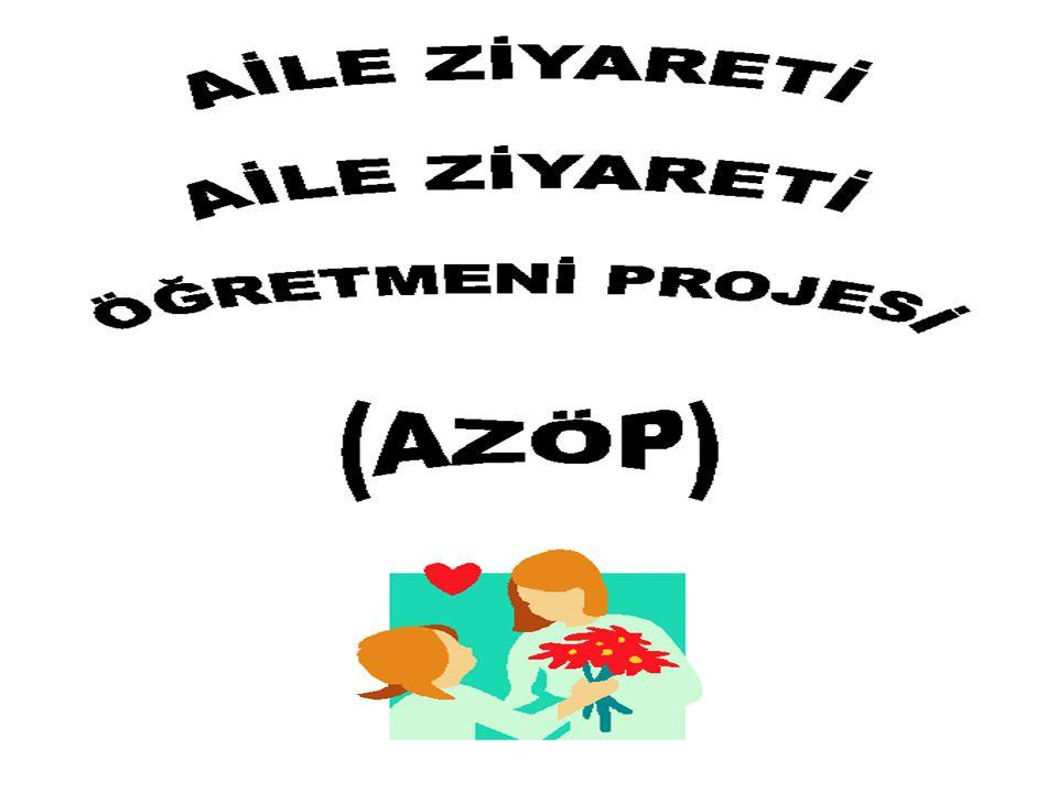 Projenin Amacı Projenin temel amacı,ilköğretim / ortaöğretim düzeyindeki öğrencilerin ailelerinin eğitime katılımını sağlayarak, okul-aile arasındaki eğitimsel birlikteliği gerçekleştirmek ve öğrencilerin akademik başarısını arttırmaktır