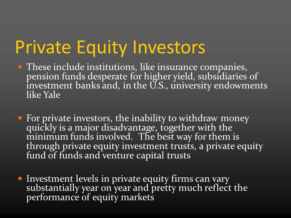 Yatırım Fonları ve Özel Yatırım Fonlar Birbirlerin Yaklaşıyorlar Son zamanlarda bu iki fonun yatırım alanları içiçe geçmeye başladı.