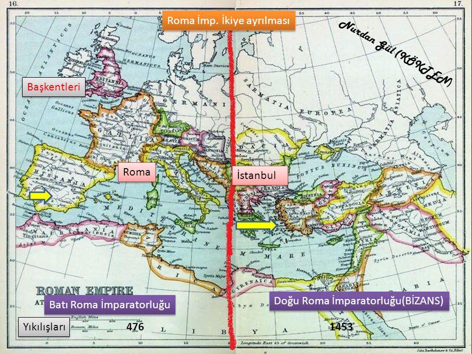 1- Patriciler : Roma nın ilk yerlileri olup, soylular sınıfını meydana getirirlerdi.