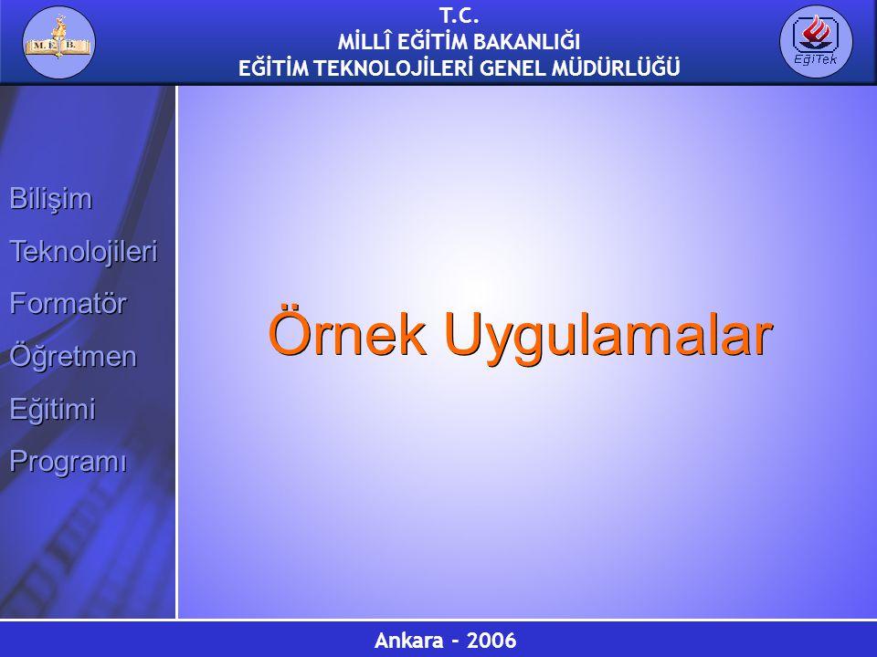 Ankara - 2006 T.C.