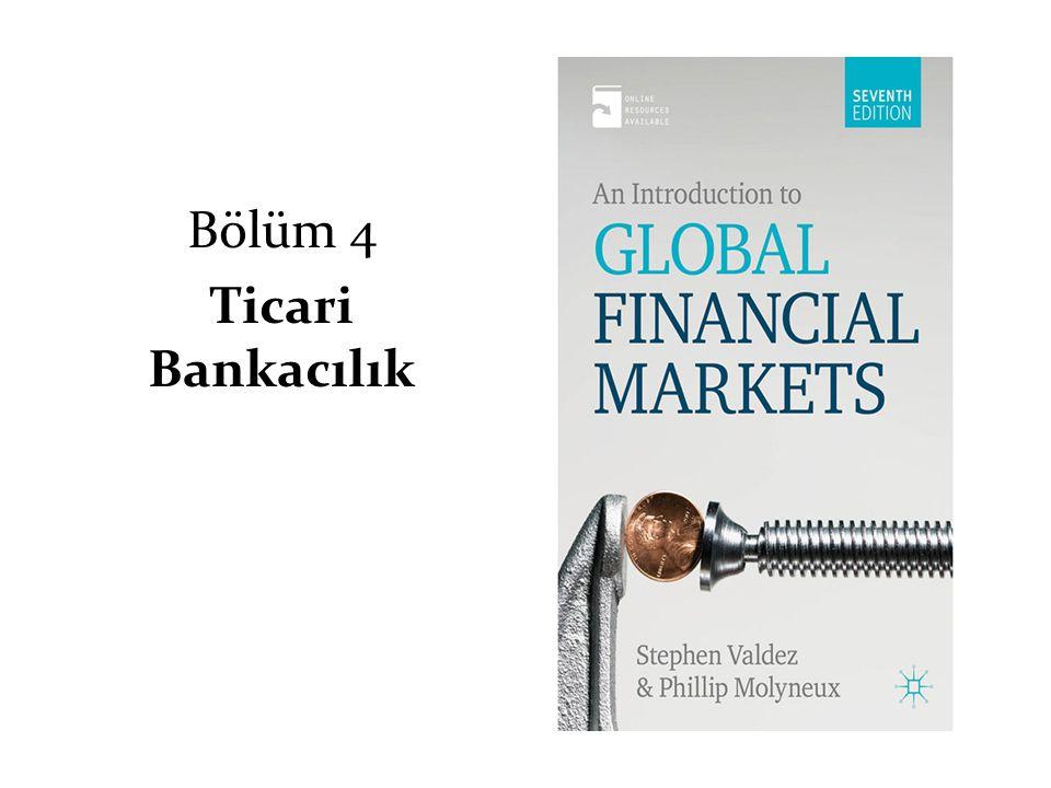 Bölüm 4 Ticari Bankacılık