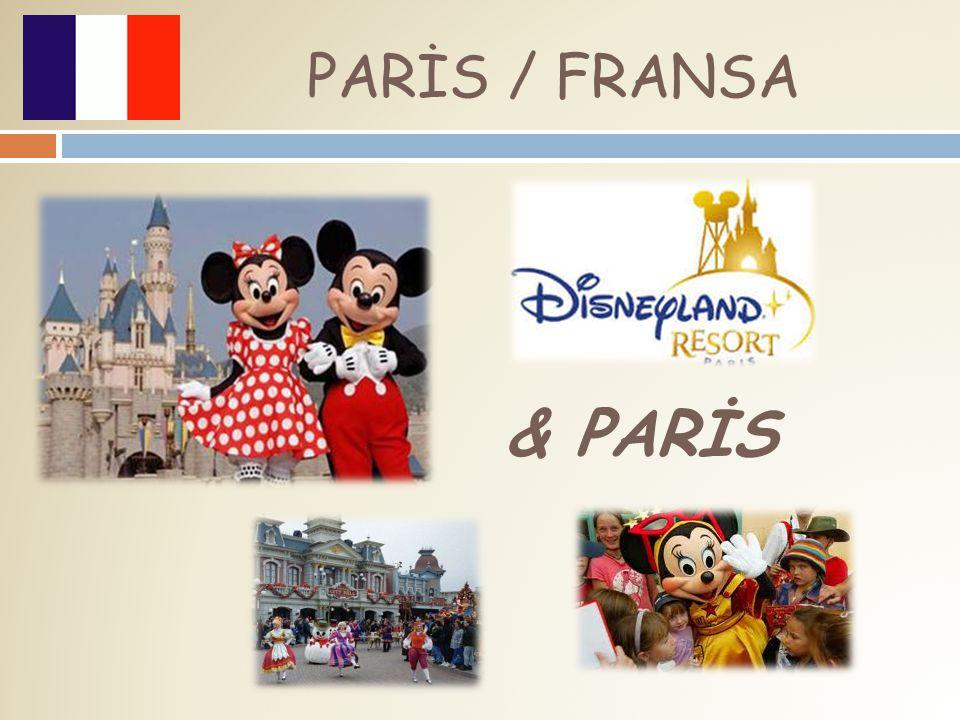PARİS / FRANSA & PARİS