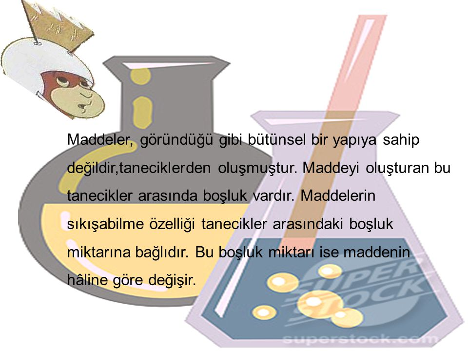 B) HAL DEĞİŞİMİ Katı, sıvı ve gaz halindeki maddelerin ısı enerjisi etkisiyle bir halden diğerine dönüşmesine hal değişimi denir.