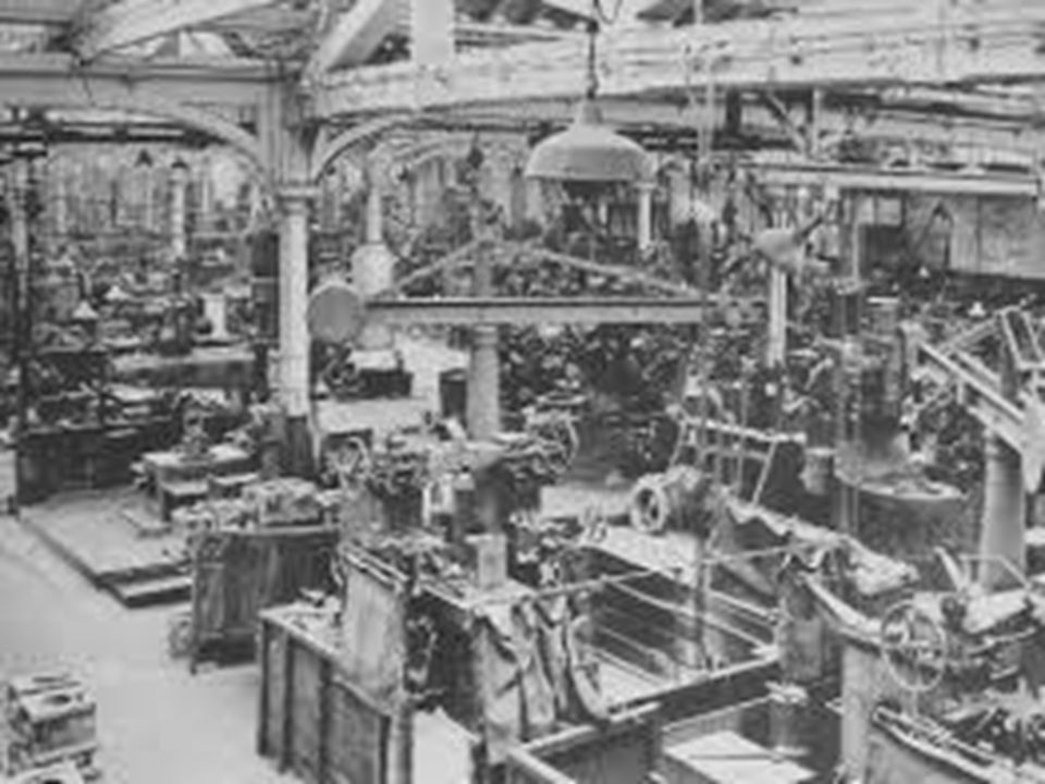 industrialization in 19th and 20th century essay