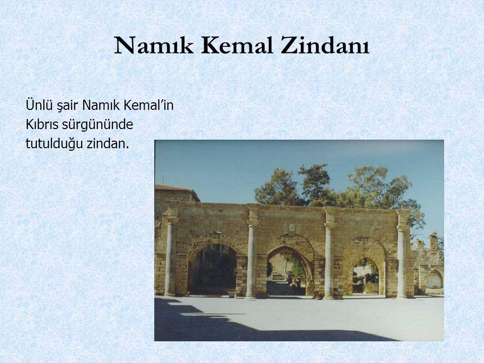 Canbulat Türbesi Efsanelere konu olan, Kıbrıs'ın Osmanlılar tarafından fethinde şehit olan Canbulat Paşa'nın Türbesi.