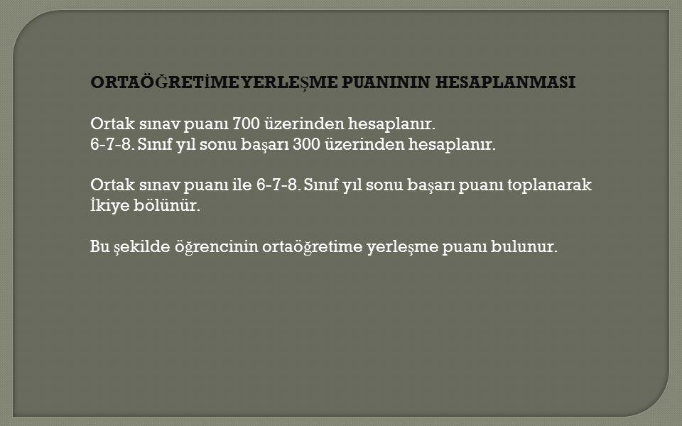 SARIVEL İ LER İ LÇES İ 2013-2014 /2014-2015 E Ğİ T İ M Ö Ğ RET İ M YILI 1.