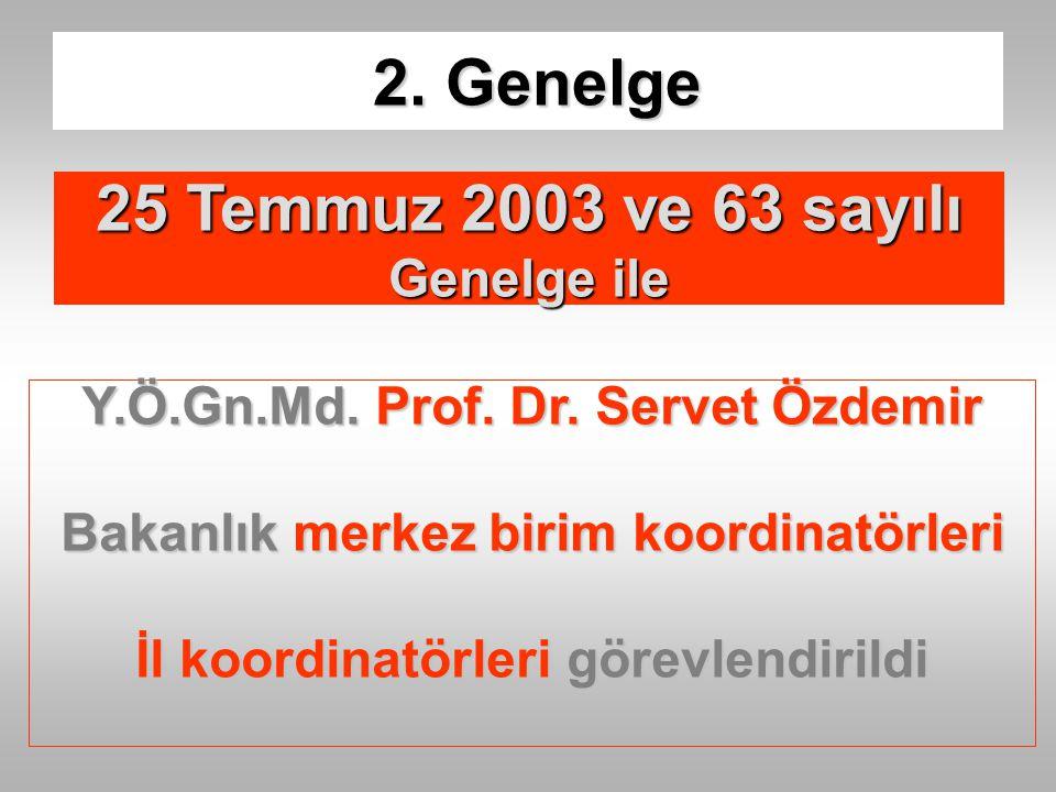 Y.Ö.Gn.Md. Prof. Dr.