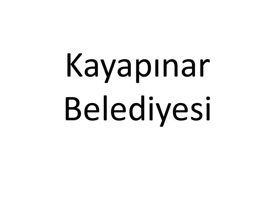 Kayapınar Belediyesi