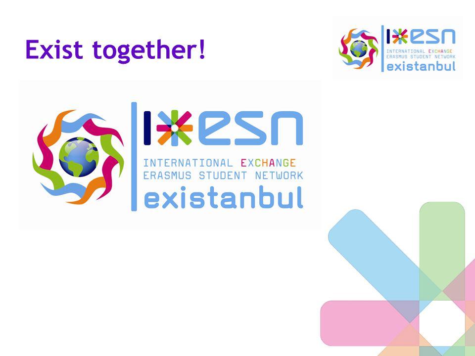 Exist together!